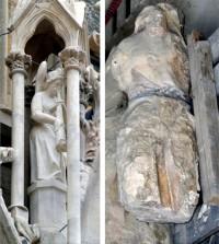 Reims, Cathédrale Notre-Dame, Portail occidental